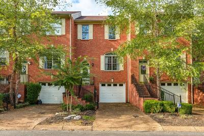 Brentwood  Condo/Townhouse For Sale: 123 Carriage Ct