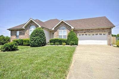 Christian County, Ky, Todd County, Ky, Montgomery County Rental For Rent: 3730 Gracelawn Dr