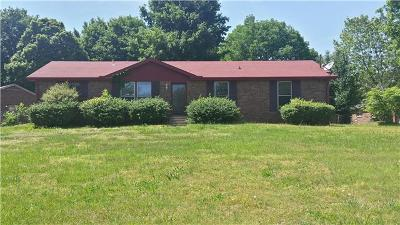 Christian County, Ky, Todd County, Ky, Montgomery County Rental For Rent: 607 Cleveland