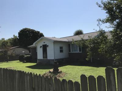 Smithville Single Family Home Under Contract - Showing: 541 Frazier St