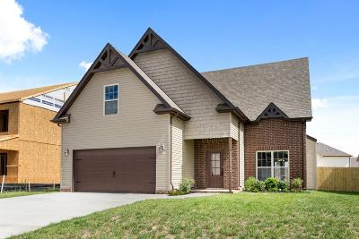 Clarksville Single Family Home For Sale: 110 Summerfield