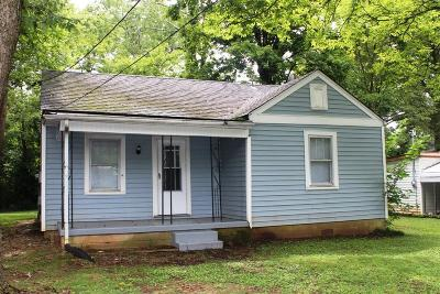 Rutherford County Rental For Rent: 703 West
