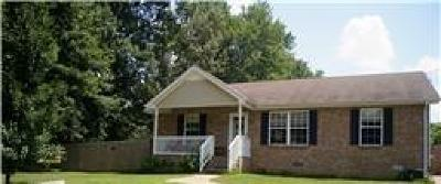 Christian County, Ky, Todd County, Ky, Montgomery County Single Family Home For Sale: 612 Chestnut Ridge Dr