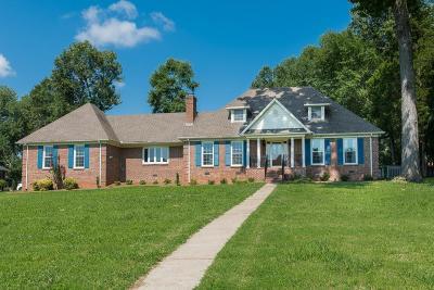 Smyrna Single Family Home For Sale: 106 Glen Echo Dr
