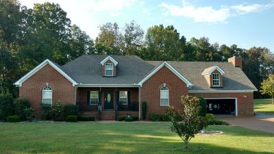 Marshall County Single Family Home For Sale: 3965 River Glen Dr