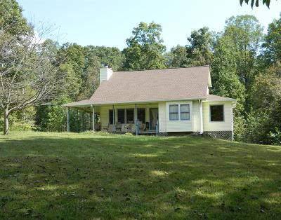 White Bluff Single Family Home Under Contract - Showing: 622 Cub Creek Trl