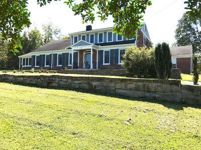 Shelbyville Single Family Home For Sale: 112 Audubon Rd