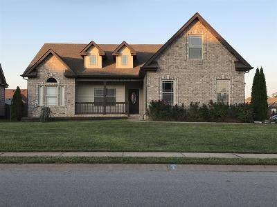 Clarksville Single Family Home For Sale: 3492 Sikorsky Ln