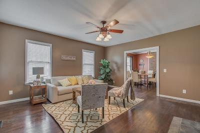 Nashville  Single Family Home Under Contract - Showing: 1105 Lischey Ave