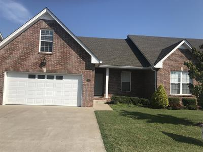 Clarksville Condo/Townhouse Under Contract - Showing: 39 Townsend Way
