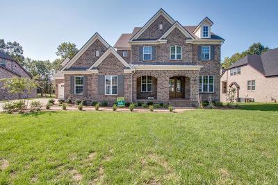 Mount Juliet Single Family Home For Sale: 206 Breckenridge Glen Drive #2