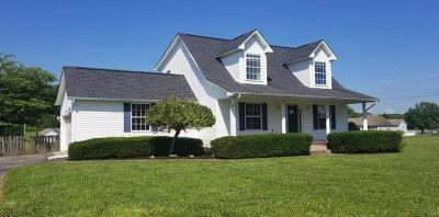 Spring Hill  Single Family Home For Sale: 140 Oak Valley Dr