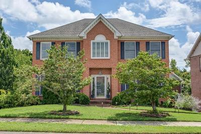Franklin  Single Family Home Under Contract - Showing: 1188 Buckingham Cir