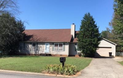 Single Family Home Under Contract - Showing: 3219 Meadowhill Drive