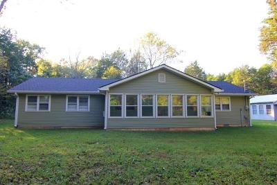 Single Family Home Under Contract - Showing: 4192 Alsup Mill Rd