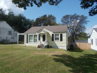 Columbia  Single Family Home Under Contract - Showing: 1822 Parkway Ave