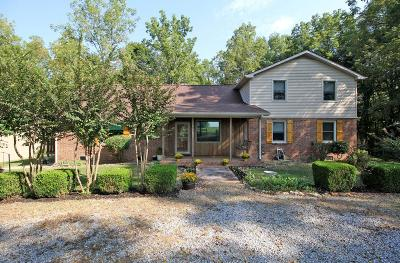 Springfield Single Family Home For Sale: 3640 S Hyde Rd