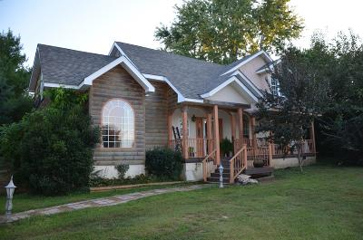 Lebanon Single Family Home For Sale: 9070 Trousdale Ferry Pike
