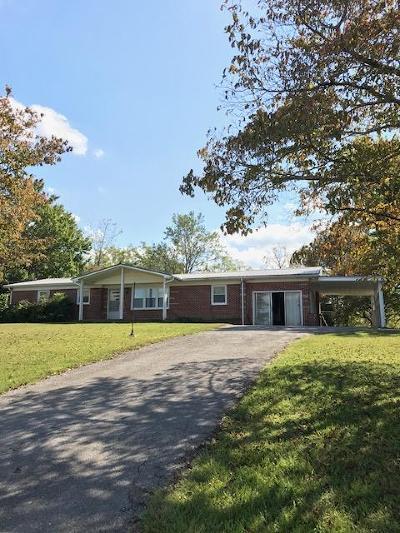 Cookeville Single Family Home For Sale: 2954 Gainesboro Grade