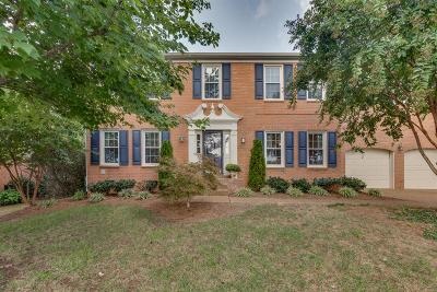 Franklin TN Single Family Home For Sale: $429,900
