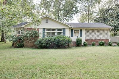 Columbia Single Family Home For Sale: 2702 Brookside Dr
