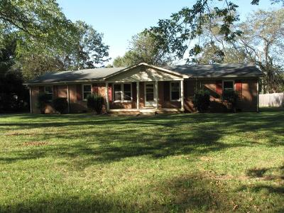 Columbia  Single Family Home Under Contract - Showing: 210 Hampton Rd