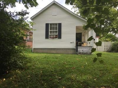 Nashville Single Family Home For Sale: 1630 12th Ave N
