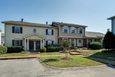 Brentwood Condo/Townhouse Under Contract - Showing: 837 Brentwood Pt #837