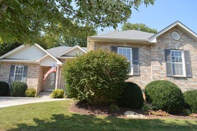 Mount Juliet Single Family Home Under Contract - Showing: 407 Anthony Branch Dr