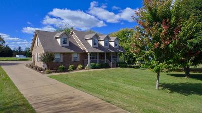 Single Family Home For Sale: 616 Fowler Ford Rd