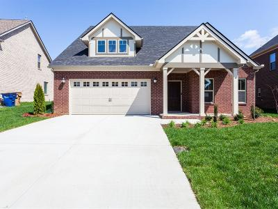Goodlettsville Single Family Home For Sale: 658 Fall Creek Circle