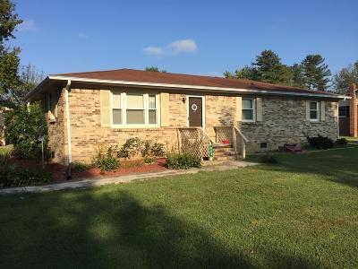 Smithville TN Single Family Home Sold: $92,500