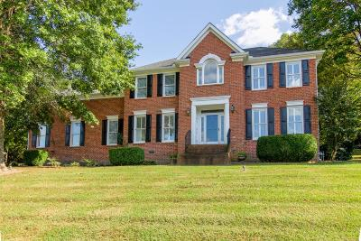 Old Hickory Single Family Home For Sale: 803 Overhills Dr