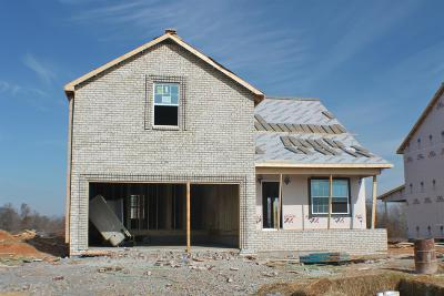 Clarksville Single Family Home For Sale: 736 Crestone Lane
