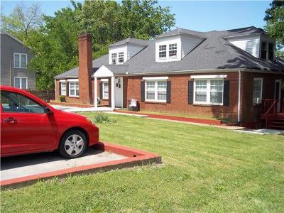 Shelbyville Multi Family 5+ For Sale: 419 Belmont Ave