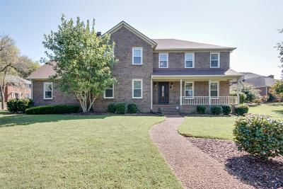 Single Family Home For Sale: 2648 Chatham Ct