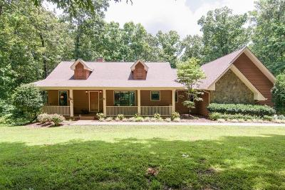 Kingston Springs Single Family Home For Sale: 1241 Lonesome Pine Rd
