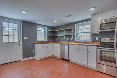 Nashville Single Family Home Under Contract - Showing: 409 B McIver St