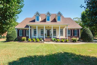 Wilson County Single Family Home Under Contract - Showing: 533 Derby Downs