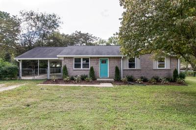 Pegram Single Family Home Under Contract - Showing: 261 Garcia Drive
