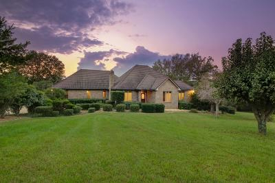Clarksville Single Family Home For Sale: 530 Stonegate Dr