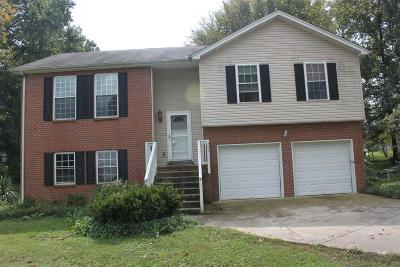 White House Single Family Home For Sale: 301 Meadow Brook Ln