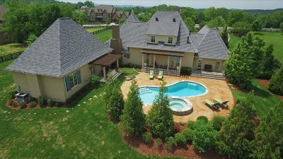 Williamson County Single Family Home For Sale: 5536 Hawks Landing Drive