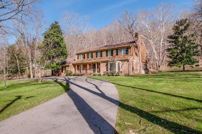 Nashville Single Family Home Under Contract - Showing: 6001 Andover Dr