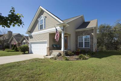 Spring Hill Single Family Home Under Contract - Showing: 417 Creekside Ln