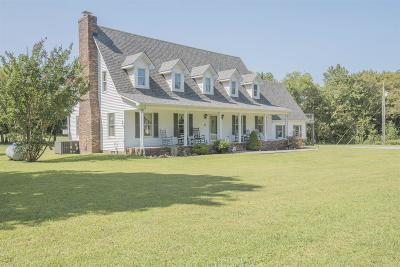 Lebanon Single Family Home Under Contract - Showing: 380 Clemmons Ln