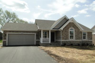 Columbia Single Family Home For Sale: 1917 Susan Road