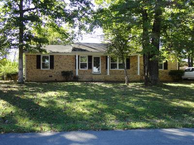 Smithville Single Family Home For Sale: 513 Ed Taft Dr