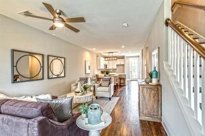 Nashville Condo/Townhouse For Sale: 216 Porter Village Cir