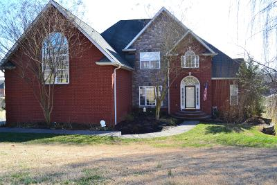 Mt Juliet Single Family Home For Sale: 302 Dani Ct